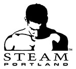 Steam Portland logo
